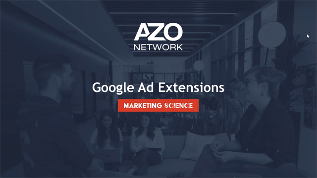 Google Ad Extensions - How to video