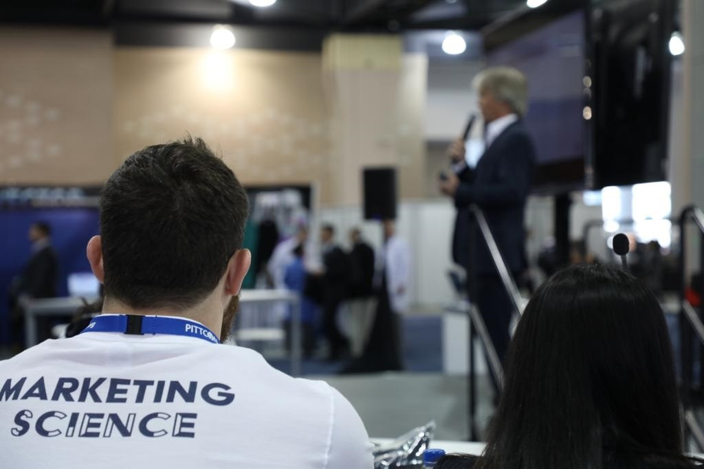 Marketing Science Talks at the NEXUS theatre at Pittcon