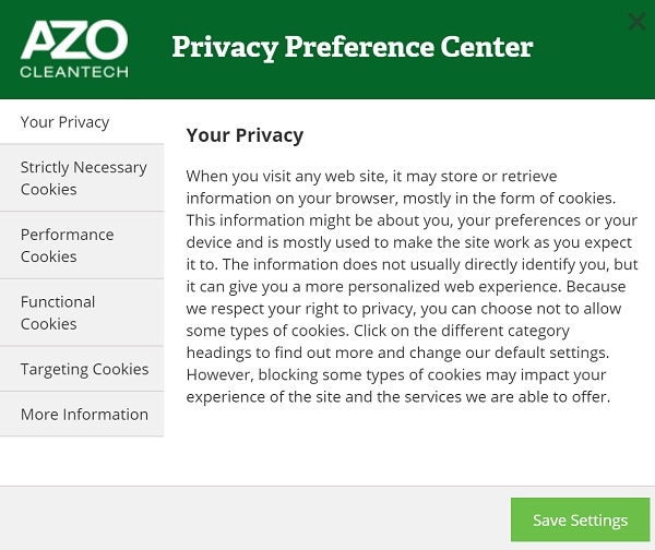 Privacy Preference Centre