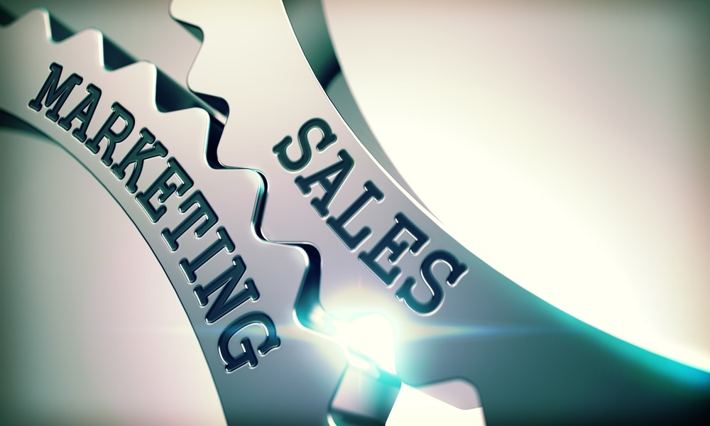 Alignment between Sales and Marketing