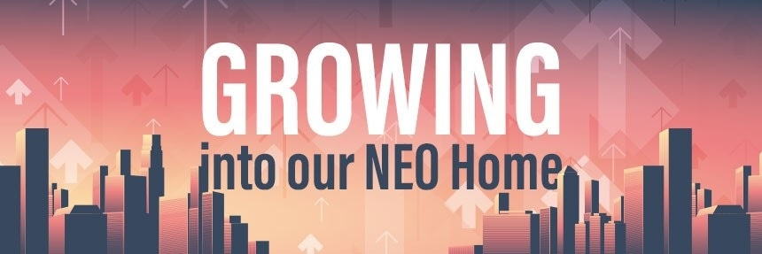 Growing into our NEO home