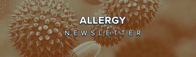 Allergy Newsletter