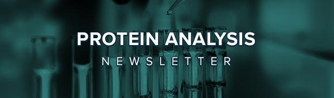 Protein Analysis Newsletter