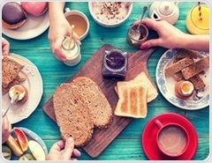 Breakfast may lower risk of diabetes and heart disease, study says