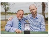 SCHILLER's FRED easyport defibrillator helps young triathlete to survive after cardiac arrest