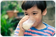Drinking recommended amount of milk could protect obese children against metabolic syndrome