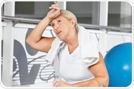 Physical activity can lower weight gain in postmenopausal women who have quit smoking