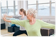 Physical activity can help reduce risk of heart disease in older adults