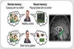Radiation therapy impairs new memory formation in pediatric brain tumor patients
