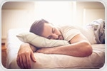 Weekend recovery sleep does not appear to reverse sleep loss induced risks