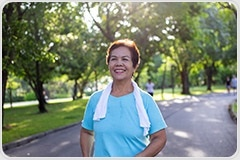 Light physical activity may lower risk of cardiovascular disease in older women