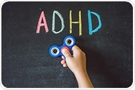 Autistic children with co-occurring ADHD have greater adaptive behavior impairments