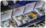 Counterfeit Watches Detected with Elemental Analysis