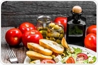 Mediterranean diet best for lowering LDL cholesterol