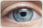 Biomarker for diagnosis of neurodegenerative diseases identified in the eye