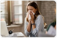 Researchers identify specific cells and proteins that control the sneeze reflex