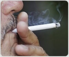 Social smokers' risk for high blood pressure and cholesterol is identical to regular users, study finds
