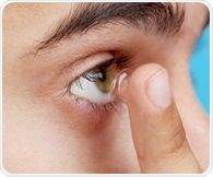 Newly-developed smart contact lens sensor may help diagnose diabetes and glaucoma