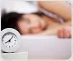 Late bedtime linked to lower perceived control of obsessive thoughts