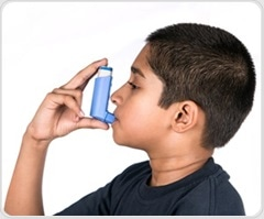 Racial disparities in childhood asthma linked to residential segregation