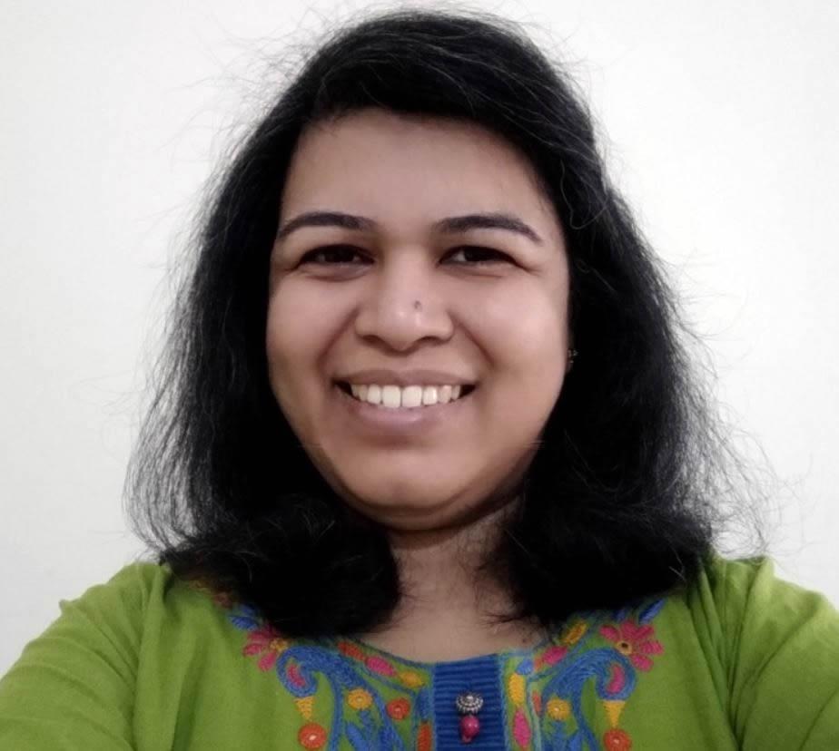 Dr. Shital Sarah Ahaley