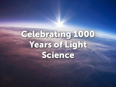 Celebrating 1000 Years of Light